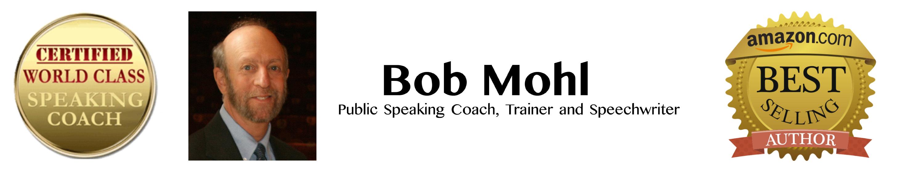 Bob Mohl website